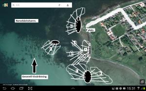 Flugfiskeplats Barsebäckshamn